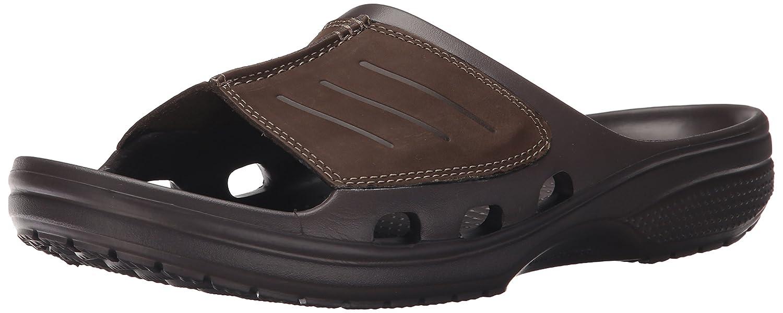 46f213ae1044 Crocs Yukon Mesa Slide Men Slide Sandals  Amazon.co.uk  Shoes   Bags