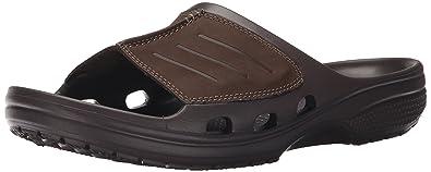 022012f6d7f42 crocs Men s Yukon Mesa Slide M Fisherman Sandal