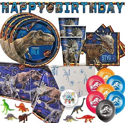 Dinosaur Party Supplies Jurassic World Tablecover Plastic Birthday Decoration