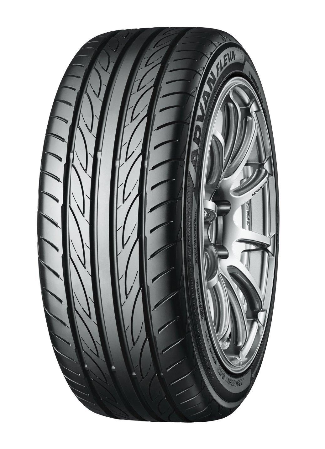 ヨコハマ(YOKOHAMA) 低燃費タイヤ ADVAN FLEVA V701 225/35R19 R0408 B01N5R33BU