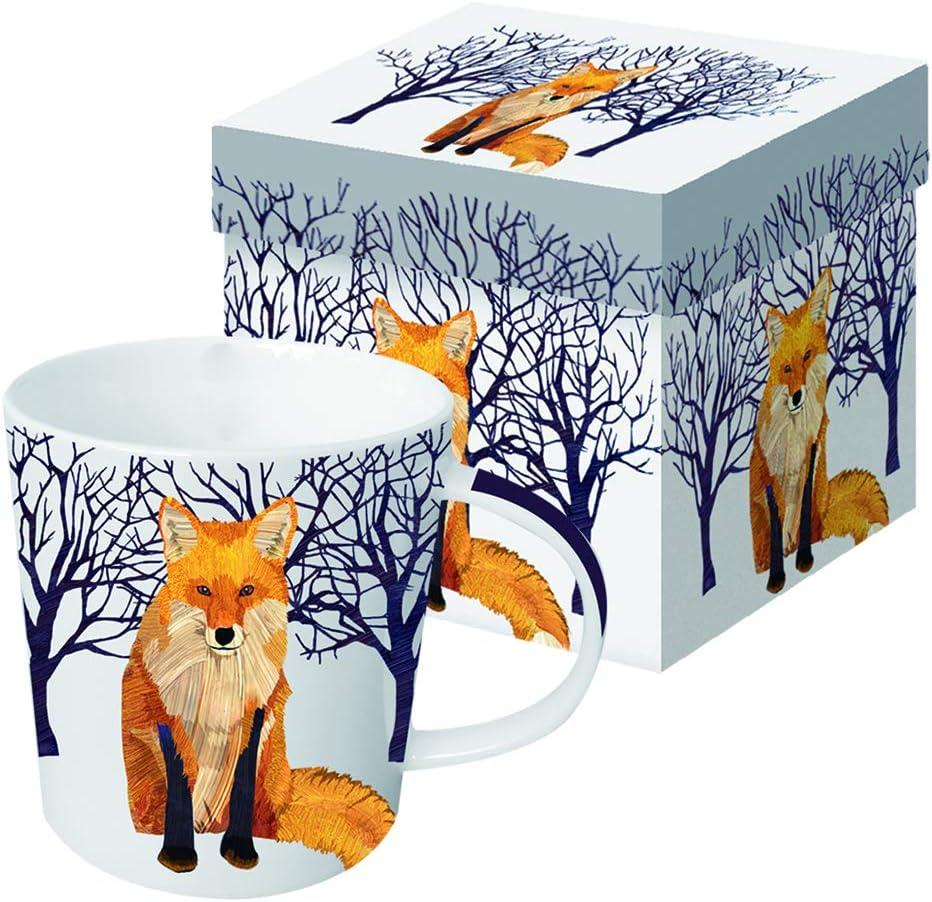 Mug Winter Tree 13.5 oz Paperproducts Designs