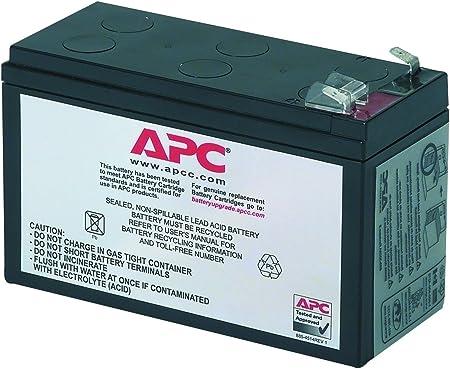 Apc Rbc17 Ersatzbatterie Für Unterbrechungsfreie Computer Zubehör