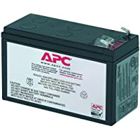 APC UPS Battery Replacement for APC Back-UPS Models BE500R, BE550MC, BK300C, BK350,… photo