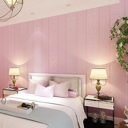 Wallpaper Bedroom Wallpaper Self-Adhesive Mural Non-woven Wallpaper ...