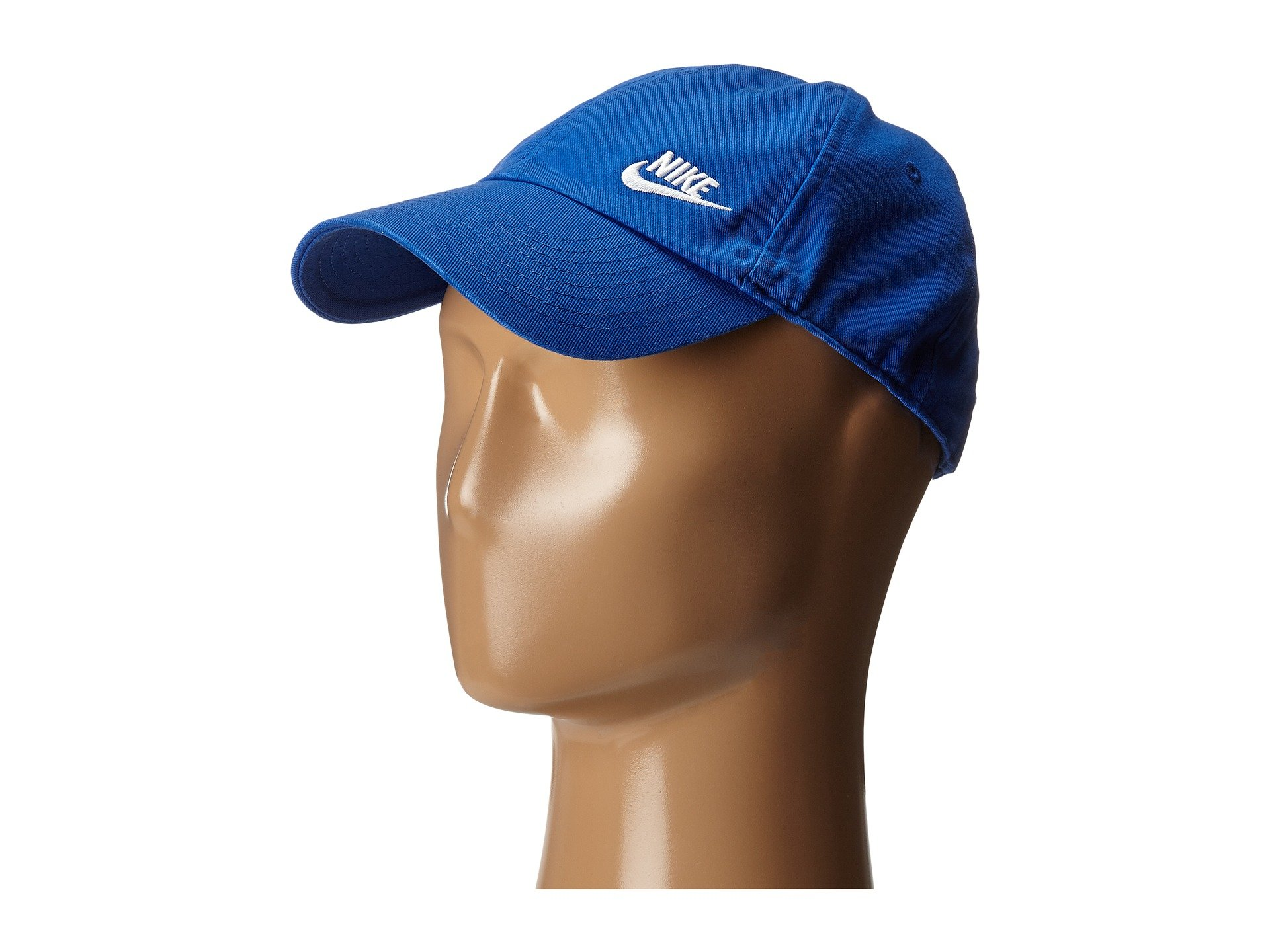 release date: 36ac7 c9cbe Galleon - Nike Womens Twill H86 Womens Blue Baseball Cap Blu