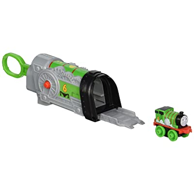 Fisher-Price Thomas & Friends MINIS, Percy Launcher: Toys & Games