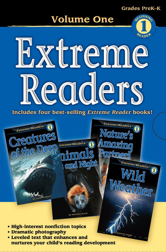 Extreme Readers 4-in-1, Level 1 pdf