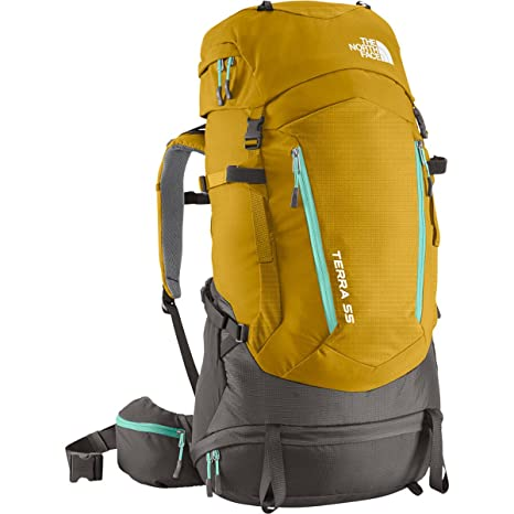 The North Face Terra 55 Backpack for Women - 2014 Model Arrowwood  Yellow Brook Blue X-Small Small  Amazon.ca  Luggage   Bags 2ec63c7ac