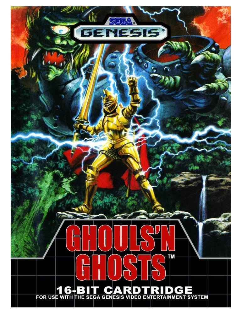 Amazon.com: Ghouls N Ghosts: Video Games
