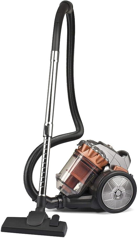 G3Ferrari G90003 Eco Design - Aspirador ciclónico, Clase A, Tubo ...