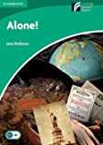 Alone!: Book with CD-ROM and Audio-CD-Pack. Level 3: Pre-Intermediate
