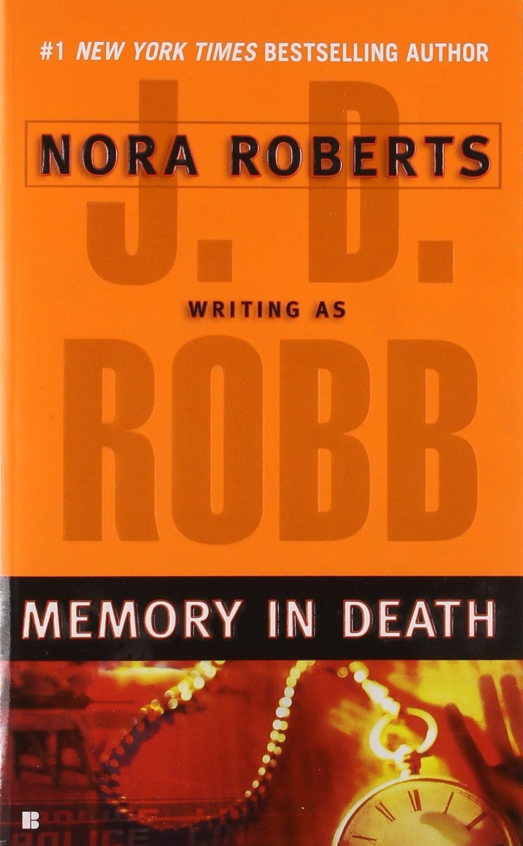 Memory Death J D Robb