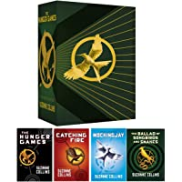 Hunger Games 4 Book Boxed Set