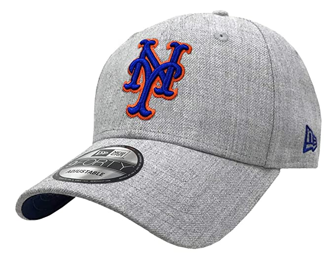 ec03da79764f5 Image Unavailable. Image not available for. Color  New Era 2019 MLB New  York Mets Baseball Cap ...