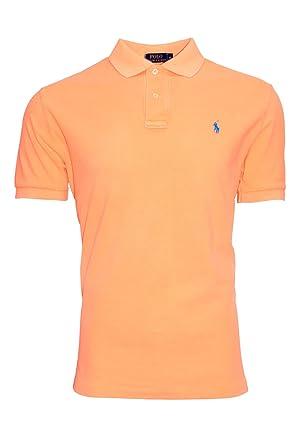 Ralph Lauren Uni Polo Orange Large Homme iTPkXOZu