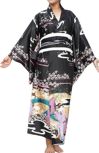 Amazon.com: Traje de kimono completo de la marca Full Funk ...