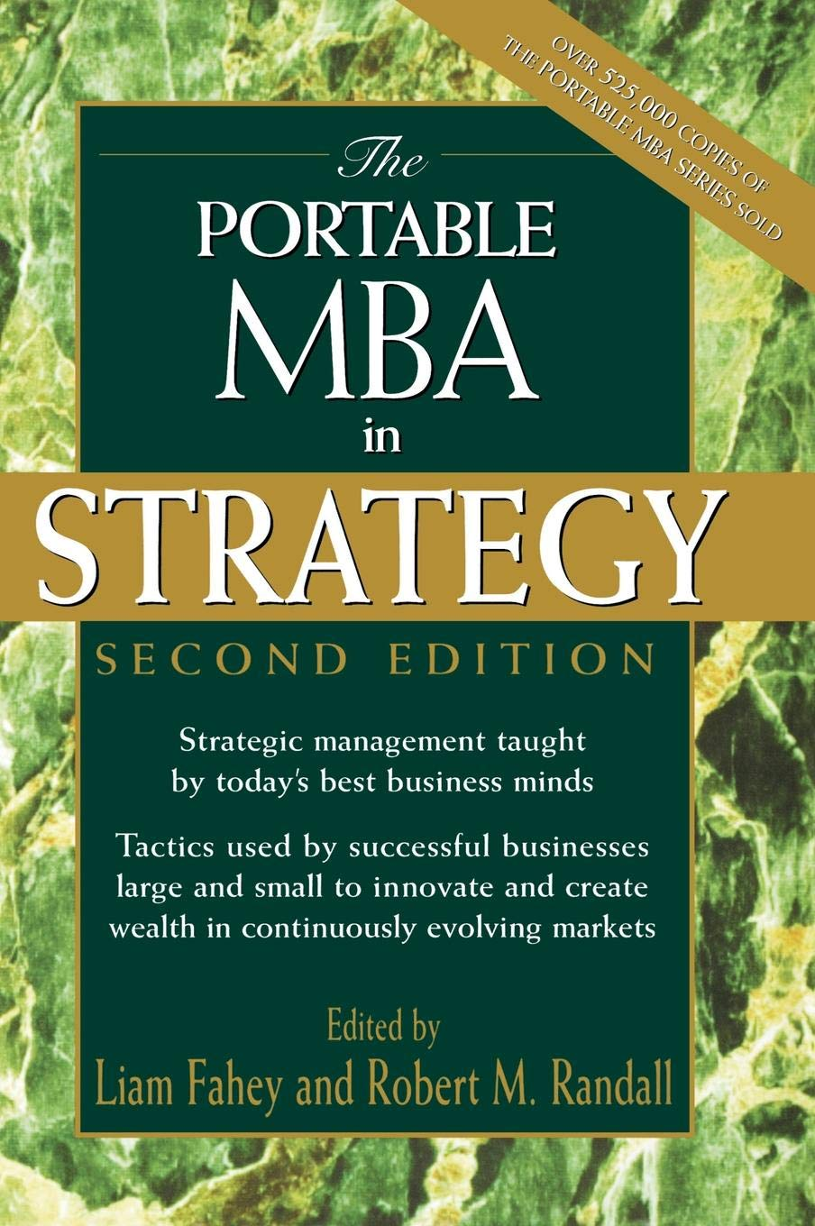 The Portable MBA In Strategy  Portable MBA Series