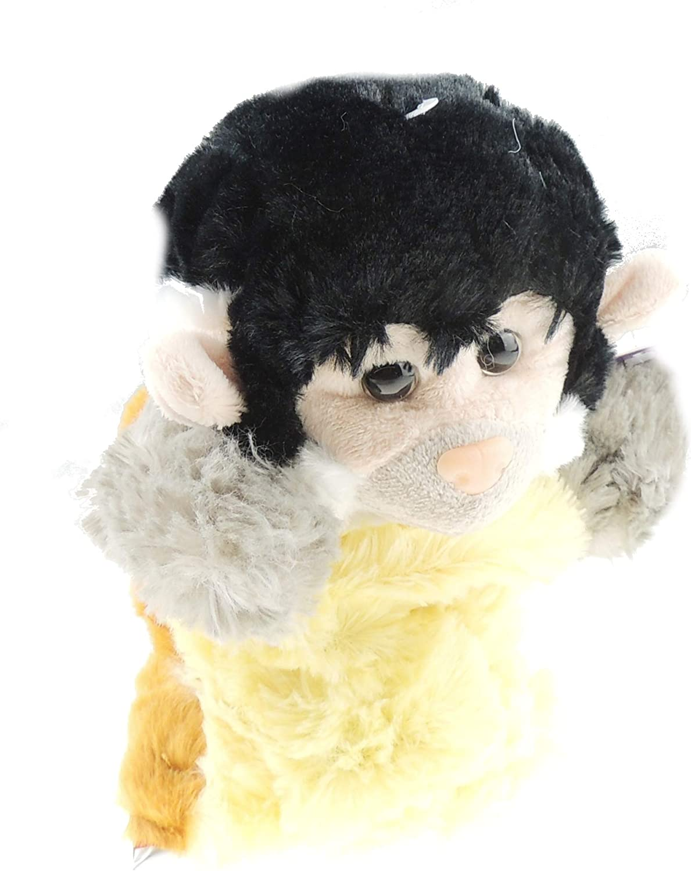 Bald Eagle Glamour Girlz Super Cute Childrens Boys Girls Large Animal Soft Fluffy Plush Hand Puppet