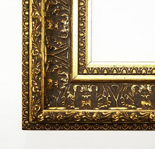 Espejo de pared - Espejo - van gogh Antiguo oro 6,2 ...