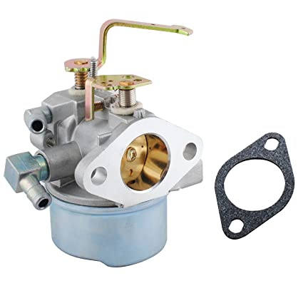 Wadoy Carburetor for Tecumseh 8-10 HP Engine, Compatible with Tecumseh  640152 640152A 640023 640051 640140 640152 640260B HM80 HM90 HM100
