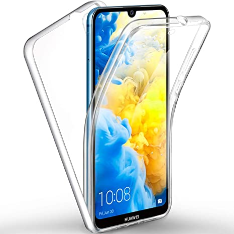 ivencase Funda Huawei Y5 (2019), Ultra Slim Doble Cara Carcasa ...
