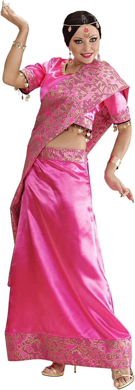 WIDMANN Desconocido Disfraz de bailarina de Bollywood para mujer ...