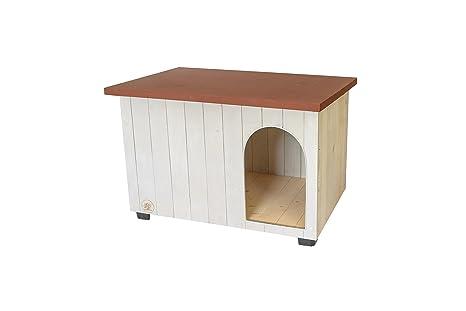 Ze Lin Pet Home S.L - Caseta de Madera para Perros Bolt Small