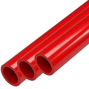 FORMUFIT Furniture Grade PVC Pipe, 40