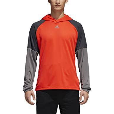 55231e0e0f adidas Mens Team Issue Lite Pullover Hoodie at Amazon Men s Clothing ...