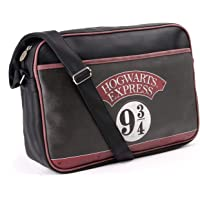 Karactermania Harry Potter Express-bandolera Basic Borsa Messenger, 38 cm, Nero (Negro)