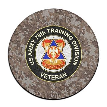 Amazon SOHO US Army 78th Training Division Veteran Camo