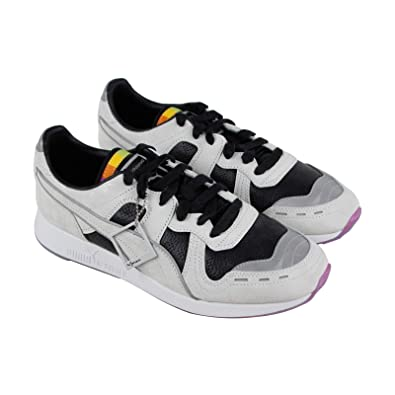 RS-100 X Polaroid Mens (Polaroid Colab) in Marshmallow Puma Black by cbdf726f7