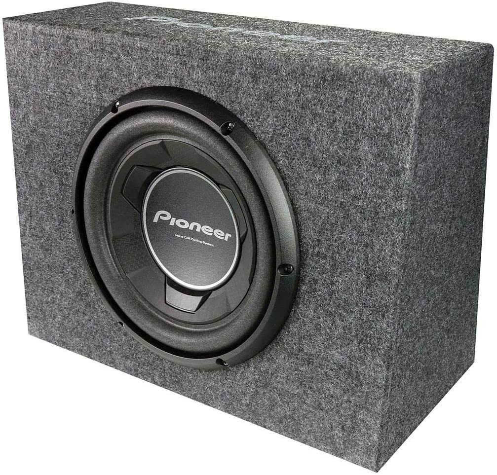 10? Pre-Loaded Compact Subwoofer System