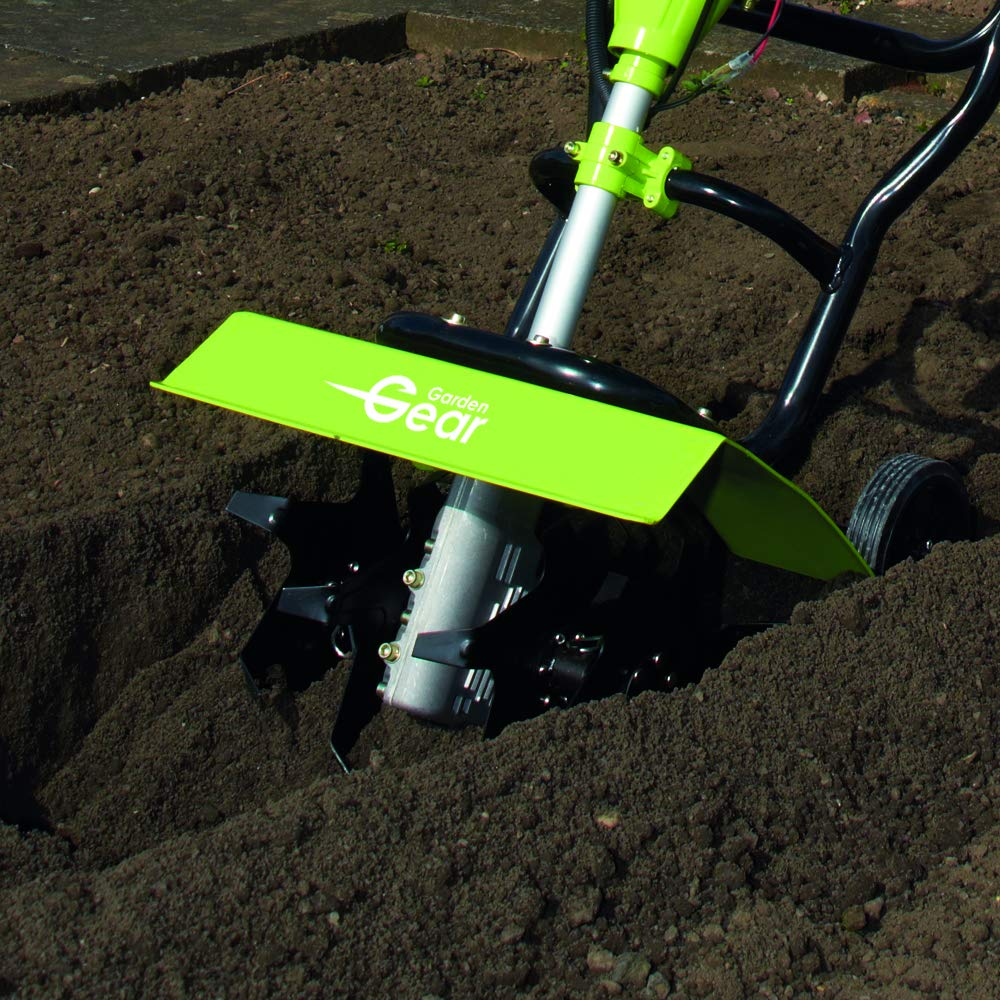 Amazon.com: Garden Gear gasolina motoazada refrigerado por ...