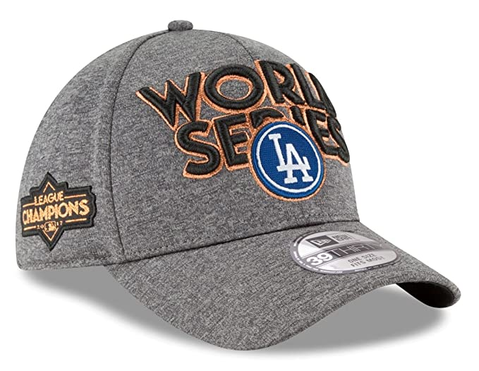 huge selection of 922bc d8100 New Era Los Angeles Dodgers 39THIRTY 2017 NLCS Champions Locker Room Men's  Hat
