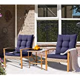 Amazon Com Best Choice Products 4pc Outdoor Patio Garden