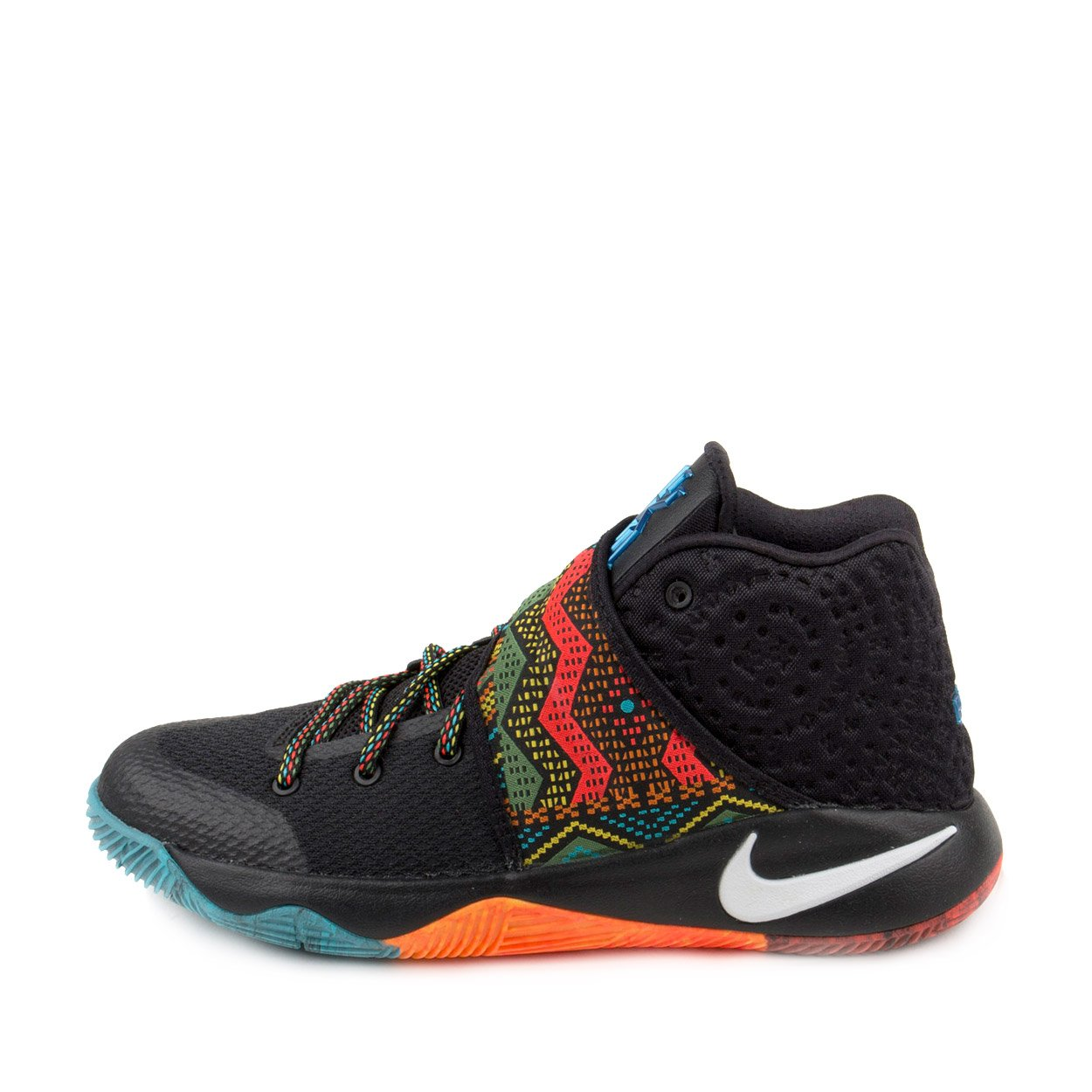 Galleon Nike Kyrie 2 Gs Bhm Black Multi Color Multi