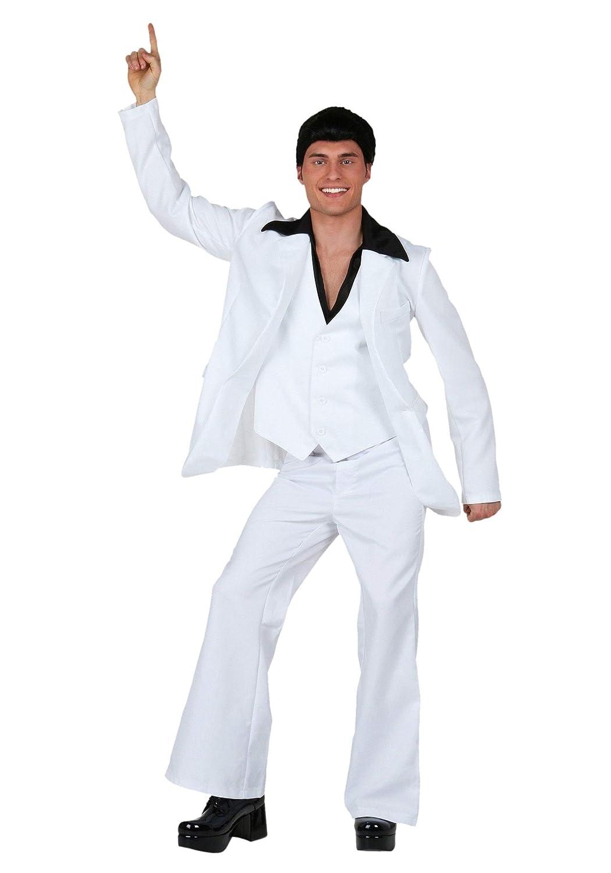 Adult Deluxe Saturday Night Fever Costume Men