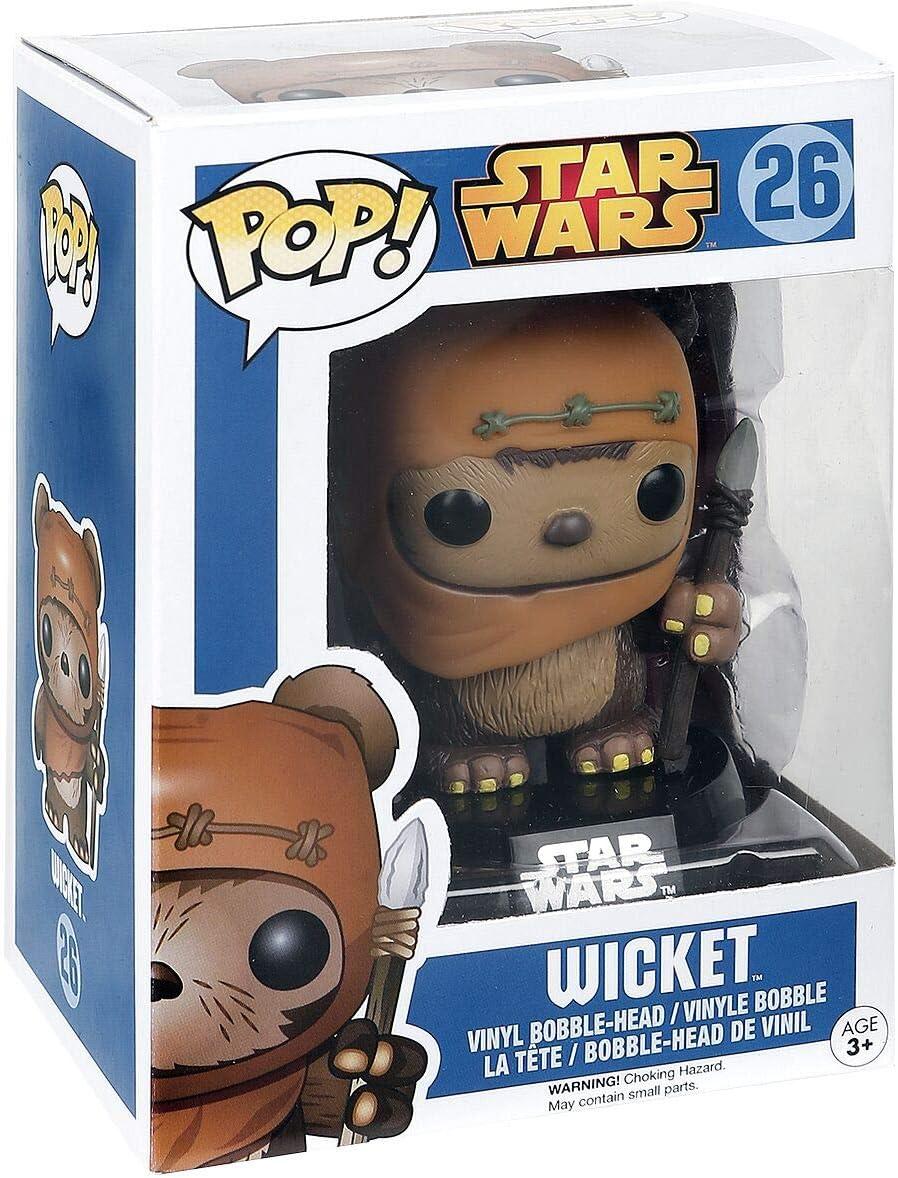 Funko POP Star Wars Wicket