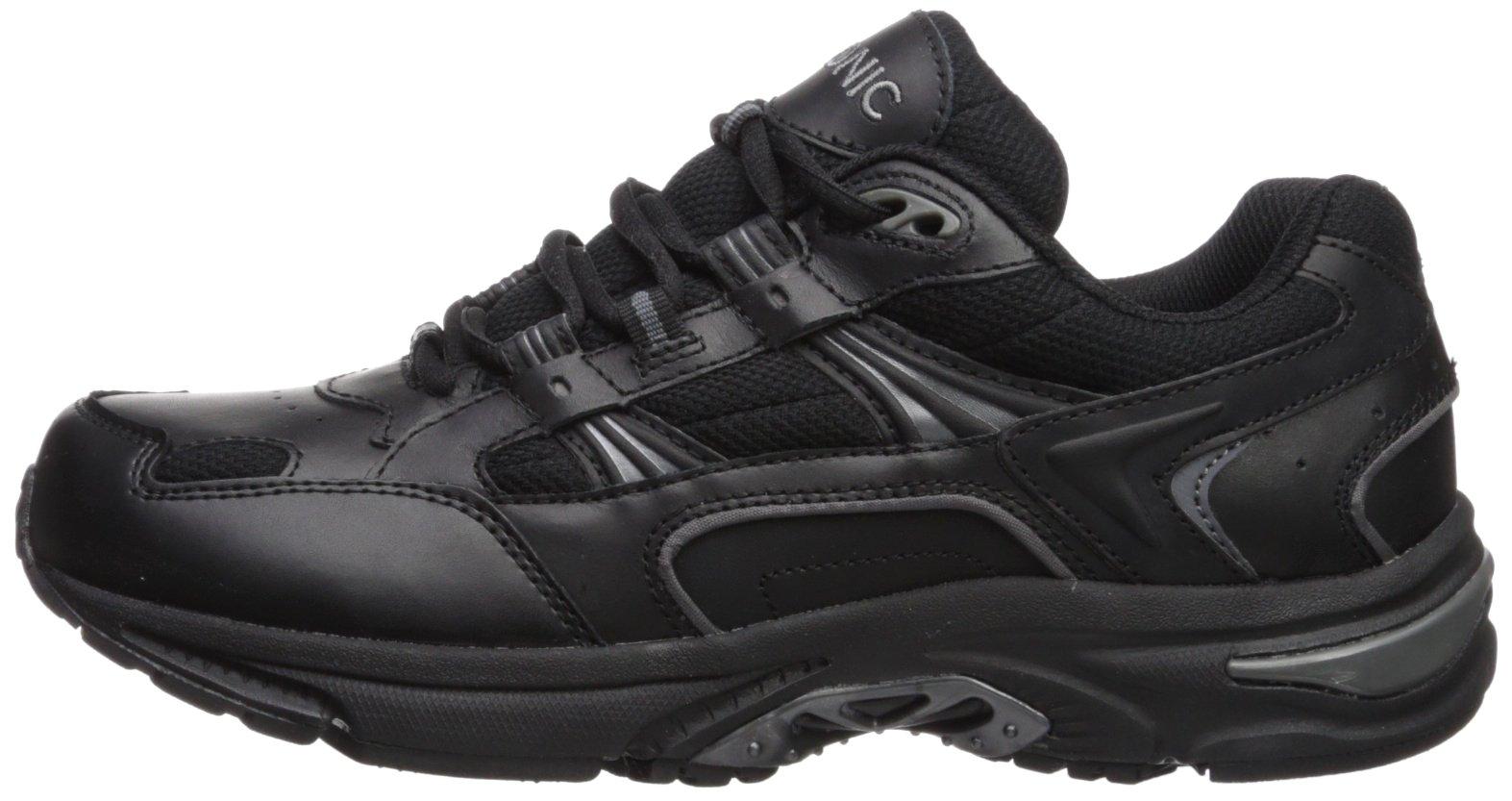 Vionic Women's Walker Classic Shoes, 8 B(M) US, Black by Vionic (Image #5)