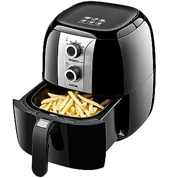 Friteuse sans huile, Multifonction 7-en-1, Friteuse électrique avec Cuve  Amovible 236e59a4172e
