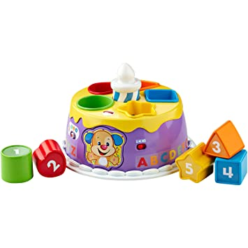 Swell Fisher Price Smart Stages Magical Lights Birthday Cake Fisher Personalised Birthday Cards Beptaeletsinfo