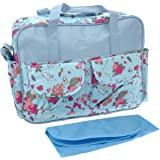 Tinksky Multi-functional Waterproof Mummy Handbag Tote Shoulder Bag Baby Diaper Nappy Changing Bag