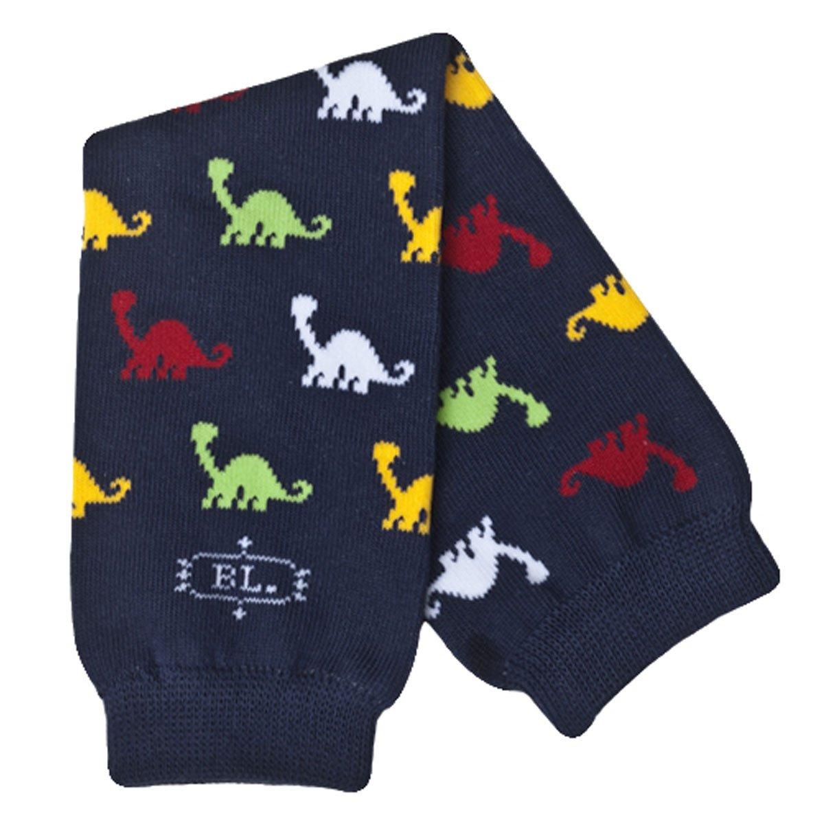BabyLegs レッグウォーマー ボーイズ オーガニックコットン 恐竜 リトルフット ワンサイズ ワンサイズ 恐竜 B004FV68MO