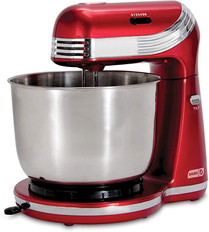 cookie recipes using self-rising flour - electric mixer