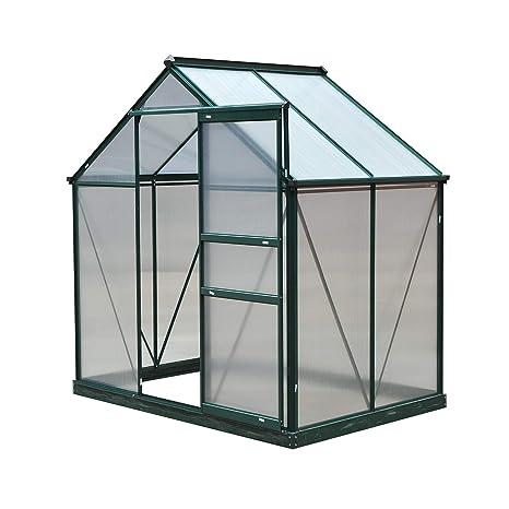 Amazon.com: Festnight - Invernadero de jardín de ...