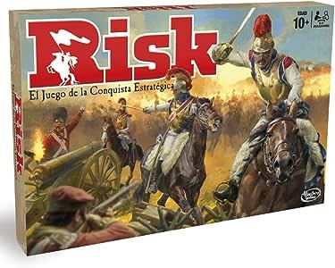 Hasbro Gaming Clasico Risk (Versión Española) , (B7404105): Amazon.es: Juguetes y juegos