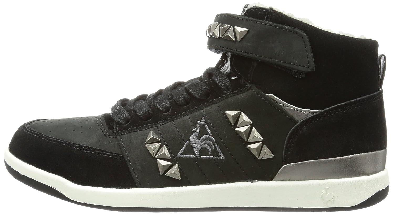 Le coq Sportif Diamond Elance Mid 01041142.25Y, Sneaker donna, Nero (Schwarz  (Black)), 40: Amazon.it: Scarpe e borse