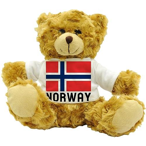 Norvège Ours en peluche
