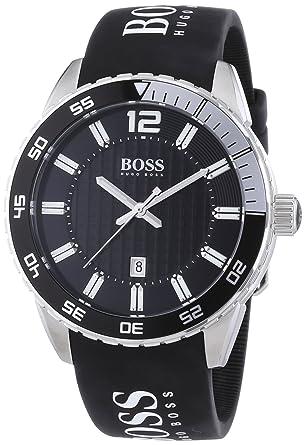 Extrêmement Hugo Boss - 1512888 - Montre Homme - Quartz Analogique - Cadran  YY38